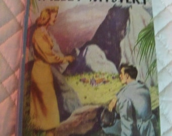 the hidden valley mystery by Helen wells 1948 hard cover