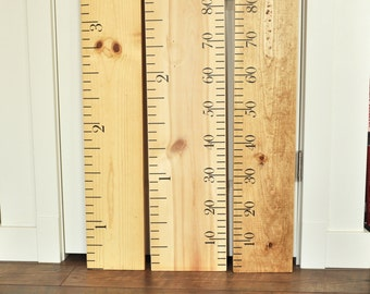 Ruler Growth Chart Kit- DIY Project