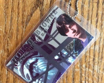 Jackson Browne Key Chain