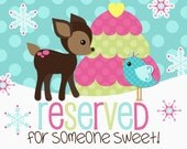 Reserved for Kathy Lee