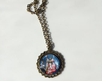Power Rangers Pendant Necklace
