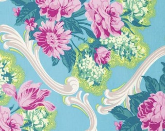 Caravelle Arcade   by Jennifer Paganelli for Free Spirit Fabrics PWJP096Blue