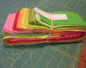 JELLY ROLL - Kona Cottons Solids Collection