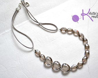 Clearance: Silver Lining Necklace