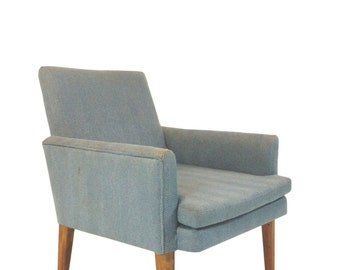 Vintage Mid-Century Danish Style Arm Chair
