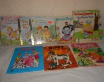 Childrens books Little Golden Books Walt Disney set of 8