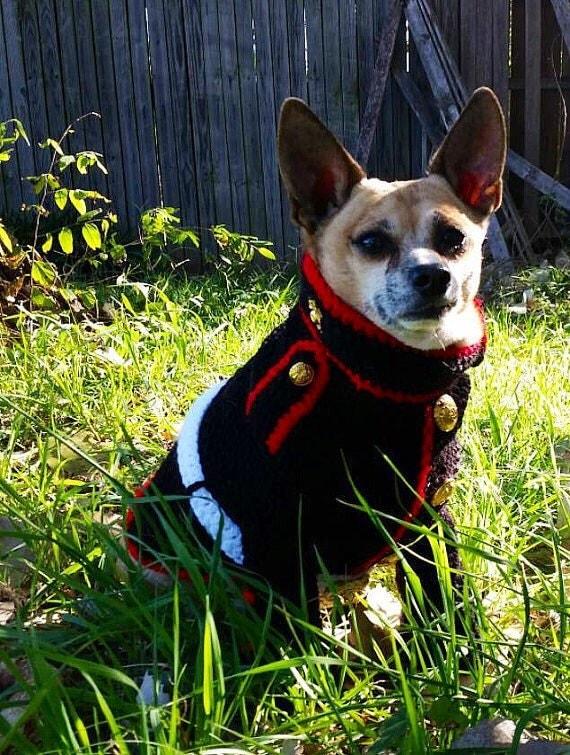 Usmc Dog Sweater Marine Corps Pet Clothing By