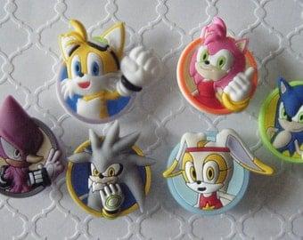 Like Sonic Magnets
