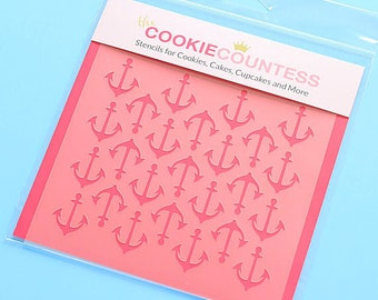 Cookie Stencils Etsy
