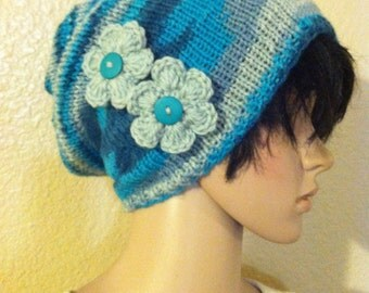 Slouchy - fashionable beanie hat FREE Shipping ships WITHIN the US