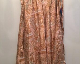 Vintage Indian Wrap Skirt • Free Size Skirt • Bohemian Skirt • Boho