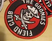 GOONIE FIEND CLUB!! with BoNuS StiCKer Sheet  - act now.