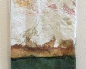 Paint Rag Concertina Book 5