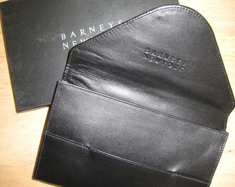 Genuine Soft Leather Photos Envelope, Wallet, Vintage & Rare from Barneys New York Outlet