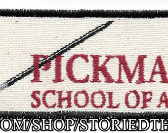 Pickman School of Art Patch