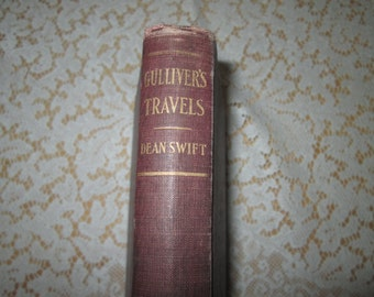 gulliver's Travels by Jonathan Swift D.D.
