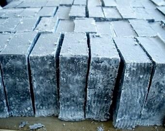 Overkill Detox - Activated Charcoal Soap - Tea Tree - Dead Sea Salt 5oz