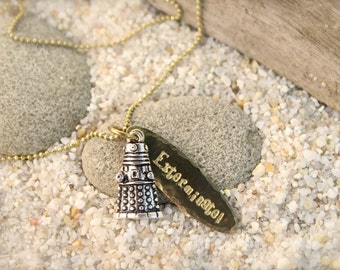 Doctor Who Dalek Exterminate Necklace