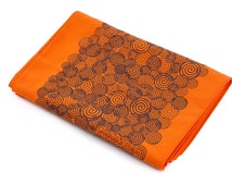 Baby Wrap Carrier, Woven Wrap Carrier, Orange Wrap Carrier:  Quality Twill Fabric, 70 cm x 5 m, 100% cotton, Newborn Gift Ideas, Baby Gift
