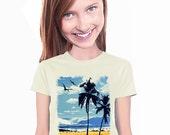geeky pterodactyl t-shirt, hawaiian t-shirt, dinosaur t-shirt, dino t-shirt, gift for geeks, nerds, surfers, gift for women, students, s-2xl