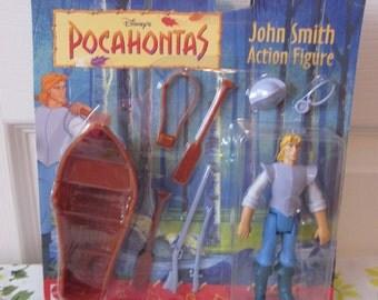Disney's Pocahontas - John Smith Action Figure