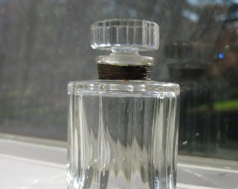 Vintage Le Galion Perfume Bottle
