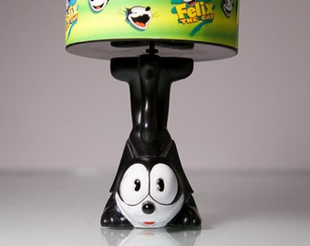 Felix The Cat vintage meal toy