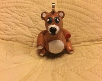 Amputee Bear