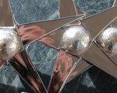 Blush Pink Ornament Star- 9 inches