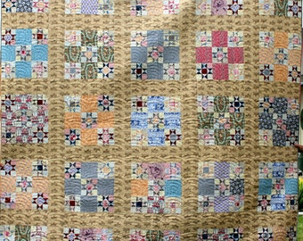 Downton Abbey Queen Sized Quilt