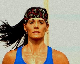 Fitness Headband | Performance Headband | Yoga Headband | Spandex Headband |