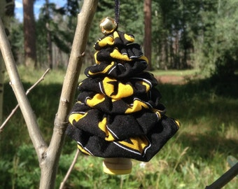 Primitive Batman Yo-Yo Christmas Tree Ornament
