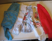 Five Vintage Retro Aprons For the Cook