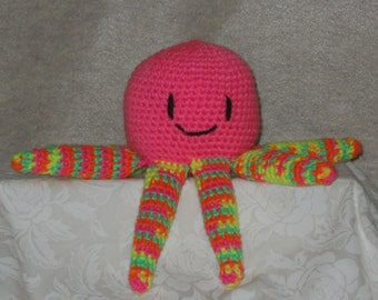 Octopus with Rattle