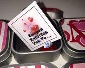 Valentine Coupons Valentine Coupon Book Children's Valentine Gift Romantic Valentine Decoration Valentine Countdown Valentine Cards