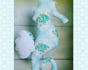 Seahorse Stuffed Toy