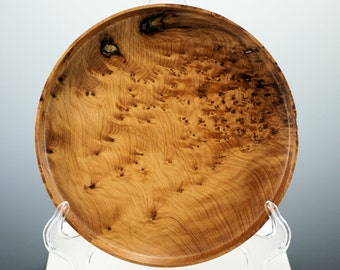 Thuya Burl Wooden Art Bowl, B2707