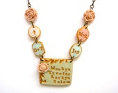 60, 70, 80 Birthday Gift for Nana, Family Heirloom, Proud Nana Necklace, Grandchildren and Kids Family Necklace for Grandmother