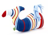 Extra Durable Dog Toy Whale