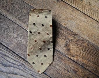 Vintage Kenzo Tie in Silk