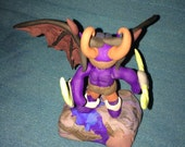 Illidari Demon Hunter Miniature Sculpture