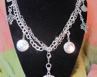 Lockets & Trinkets Charm Necklace