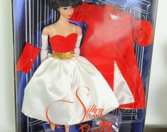 Barbie Silken Flame Collector Edition reproduction of 1960 classics NRFB