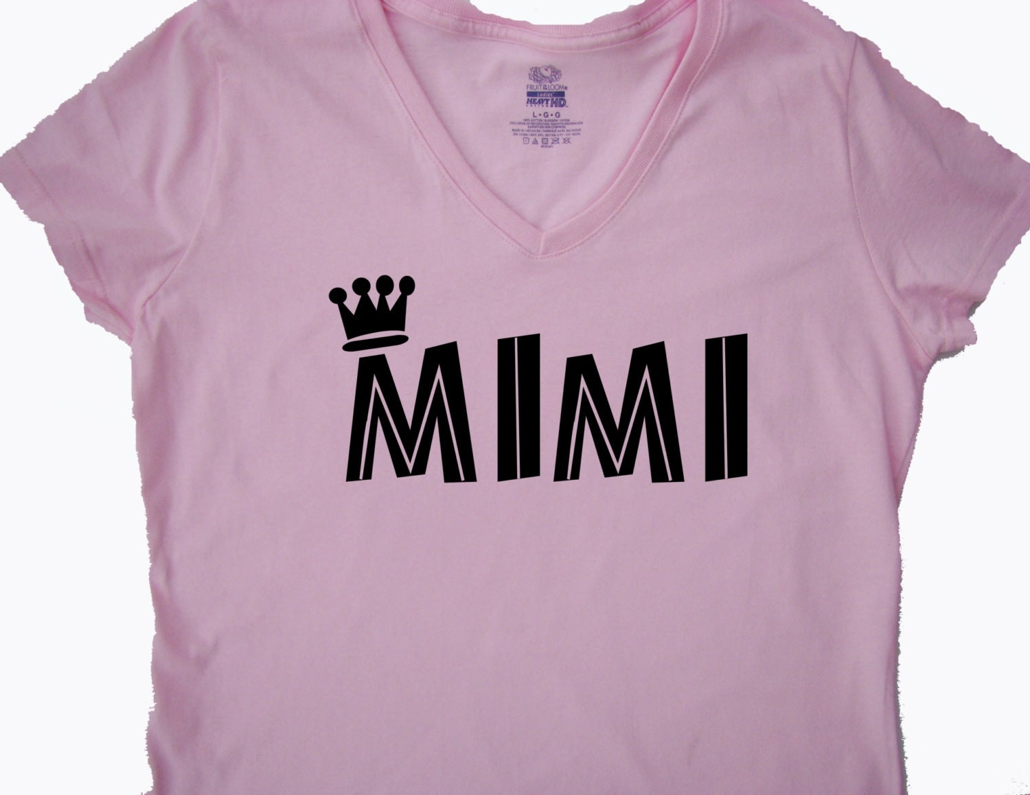 Mimi shirt tops and tees mimi mother 39 s day gift new for Custom youth t shirts no minimum