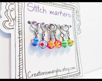 Stitch markers/ marqueurs de mailles