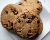 "Skydottir Epic Cookies - Awesome ""Old School"" Chocolate Chip Cookies - Gluten-Free, Vegan, Soy-Free, 90% Organic  -- One Dozen"