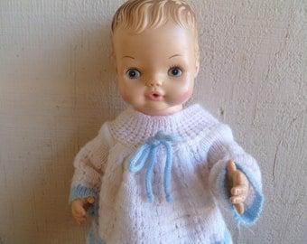 Vintage Horsman Collectable Doll Drink & Wet 1974