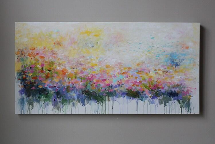 zoom acryclic painting soft