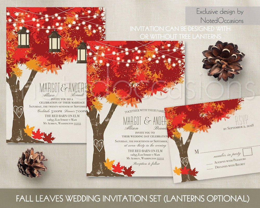 Top Result 62 Unique Fall Wedding Invitations Photography 2018 Hgd6 ...
