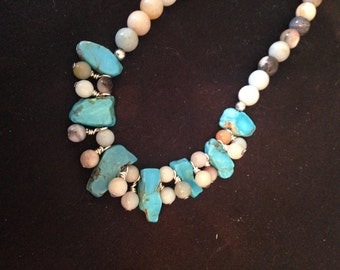 Turquoise and Amazonite
